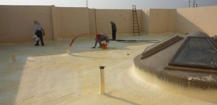 شركة عزل أسطح مائي حراري فوم شينكو ببريدة-0557708575