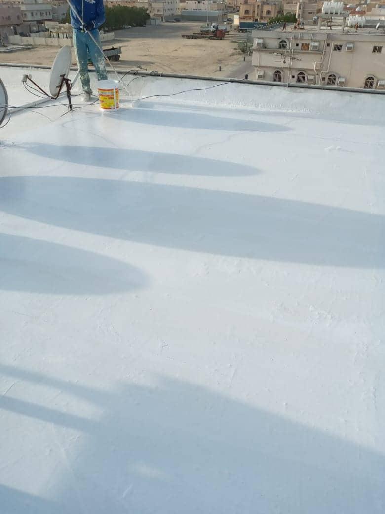 شركة عزل أسطح مائي حراري فوم شينكو بالطائف